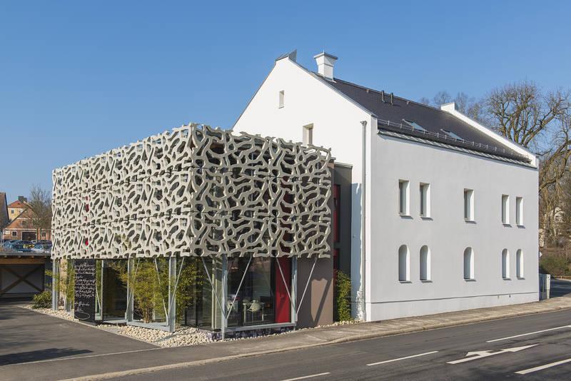 Georg zunner architekt amberg b ro - Architekt amberg ...